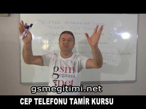 CEP TELEFONU ARIZALARINDA TEŞHİS YÖNTEMLERİ