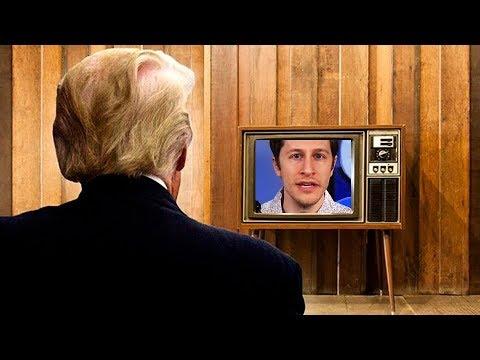 Trump Watching The David Pakman Show?