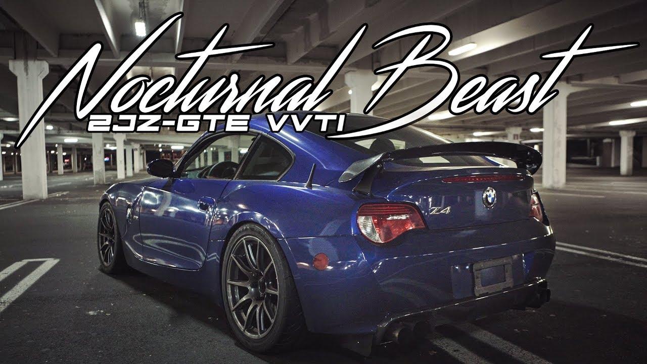 BMW Z4 with a Turbo 2JZ Inline-Six – Engine Swap Depot