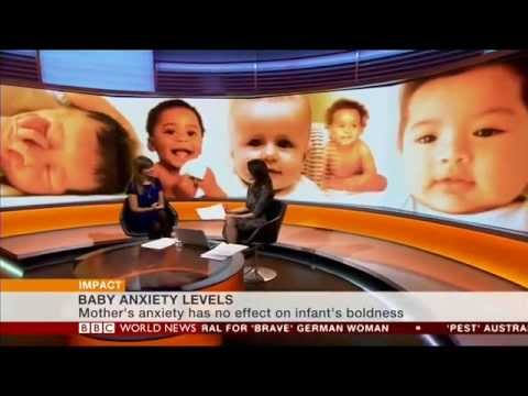Visual cliff research Eline Möller (University of Amsterdam) - Impact BBC World News 03-12-2014