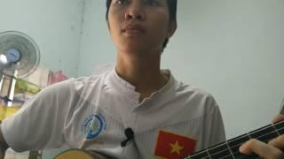 Đáp ca TV 88 - Lm. Thái Nguyên - Hoà Văn hát với guitar