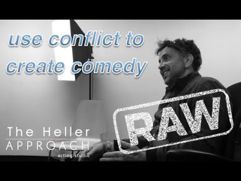 THE HELLER APPROACH RAW: THE FUN IS WATCHING YOU DEAL