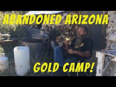#178 Abandoned Gold Camp USA #7 Arizona