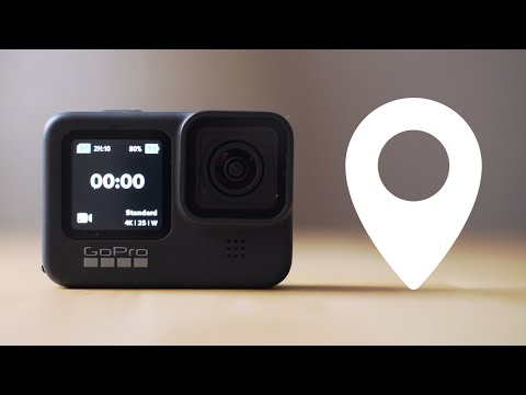 GoPro GPS: Improve signal & results
