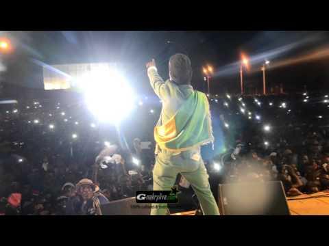 Sizzla - Son grand concert à Conakry