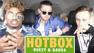 Hotbox mit Reezy, Bausa & Marvin Game | 4/20-Livestream-Special #7 | 16BARS.TV