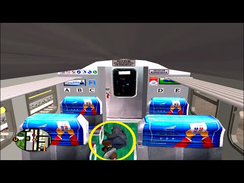►T◄ Tidur Di Lantai Kereta Api, Kena Pukul Polsuska? Real Slepeer - Trip Report GTA - KA 118 Logawa