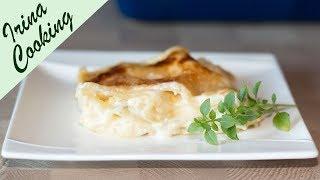 СЫРНАЯ ЛАЗАНЬЯ ○ 4 СЫРА в ОДНОМ блюде ○ Cheese Lasagna Recipe