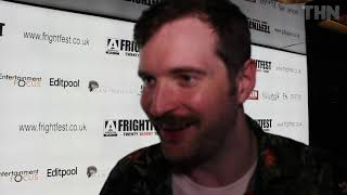 Rob Grant Interview For Harpoon (HD) FrightFest (2019)