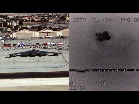 The Unexplained UFO Encounter over Nellis Air Force Base in Las Vegas, Nevada (1994) - FindingUFO