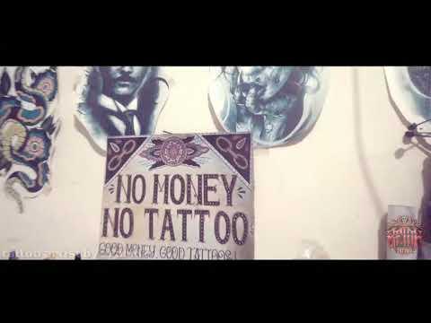 Old school tattoo - by: faridz (BEKASI TATTOO ARTIST)