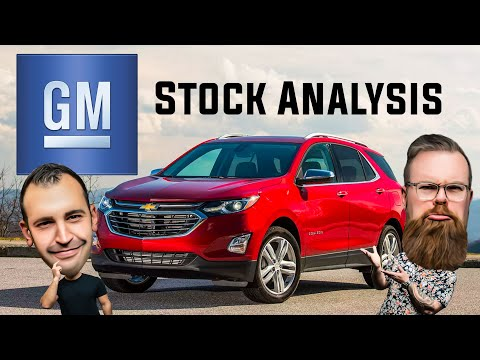 GM Stock Analysis   Car Stocks to Buy?