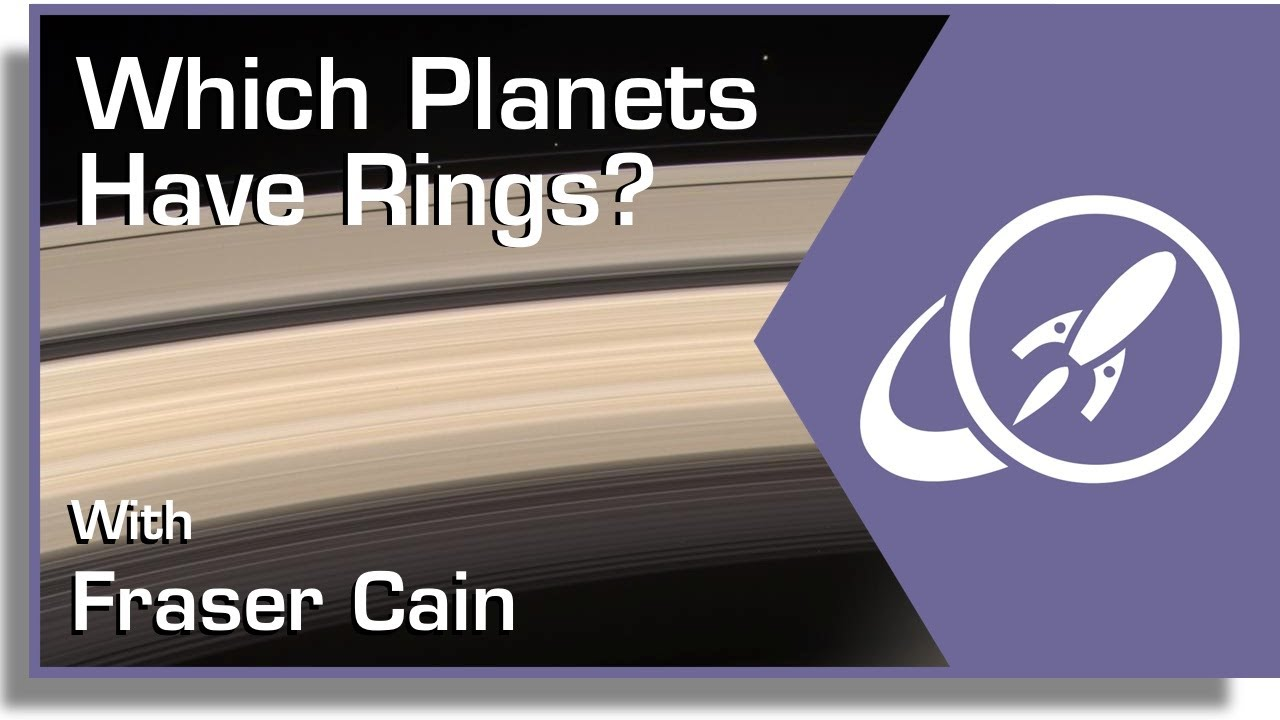 Which Planets Have Rings? - YouTube