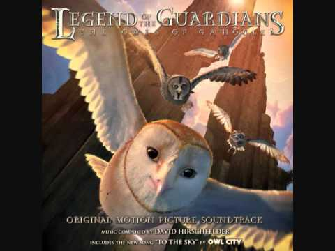 """To the Sky - Owl City [with lyrics]  (From """"Legend of the Guardians: The Owls of Ga"""