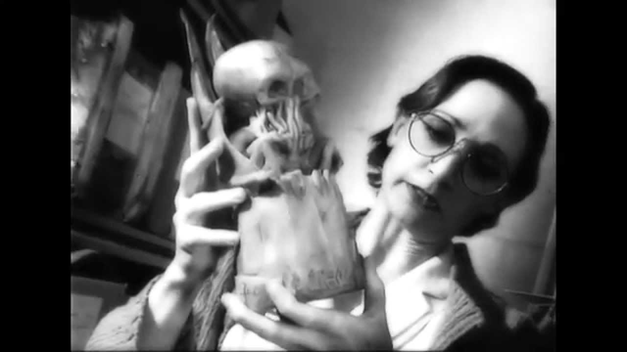 Hexagore Movie Picks 31 Days Of Halloween Episode 21 The Call Of Cthulhu 2005 Youtube