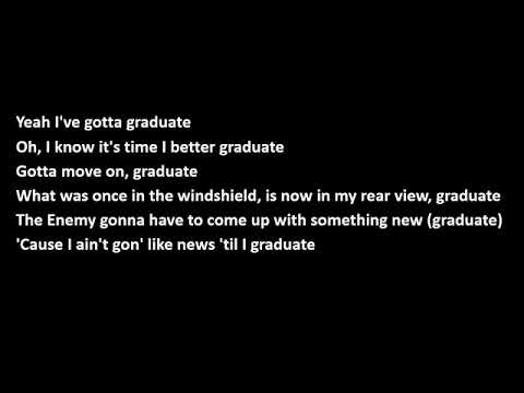 Graduate-Jonathan Mcreynolds ft the Hamiltones   LYRICS video
