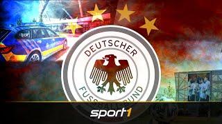 Eindringling im DFB-Camp | SPORT1 - DER TAG