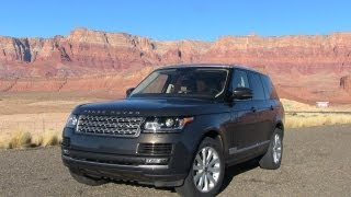2013 Range Rover: Everything you ever wanted to know