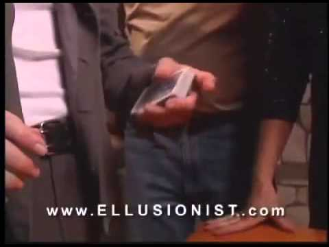 How To Do Street Magic By Ellusionist