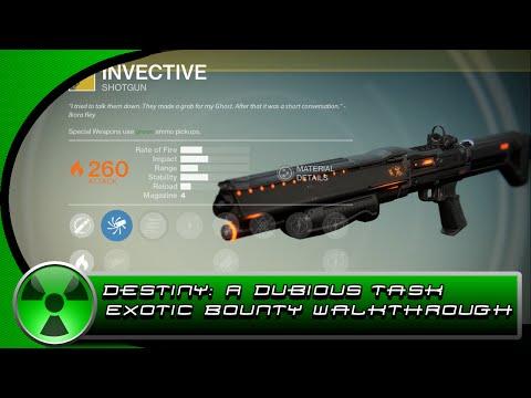 Trading system on destiny
