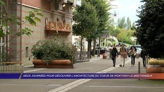Yvelines | Deux journées pour découvrir l'architecture du coeur de Montigny-le-Bretonneux