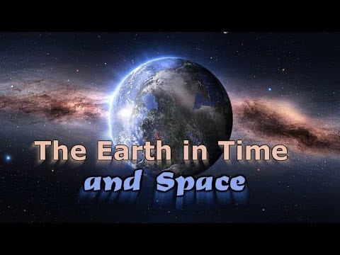 1. The Earth in Time and Space. Walter Veith.