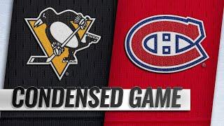 03/02/19 Condensed Game: Penguins @ Canadiens
