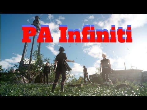 FINAL FANTASY XV Uno dei metodi per PA Infiniti