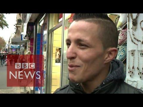 'It's not good': Parisian Muslims react - BBC News
