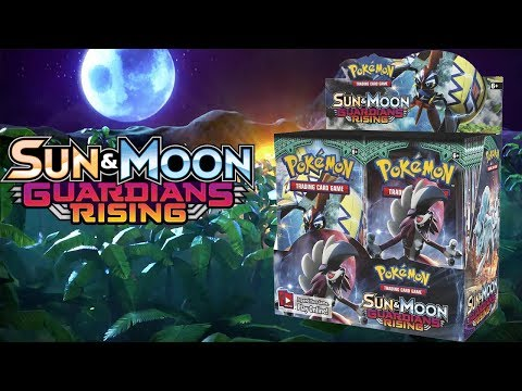 A Guardians Rising Box For Your Viewing Enjoyment