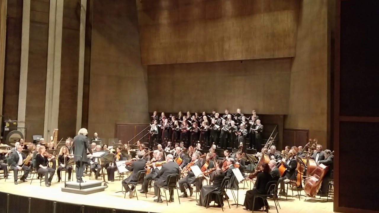 Brahms - Schicksalslied op 54. MustonenFest 2019