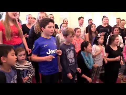Jazz Workshop with Adelaide Uni Jazz Choir