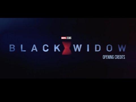 Marvel Studios' Black Widow - Opening Credits [HD]