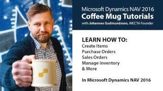 34 - Dimensions, Create a Budget in Microsoft Dynamics NAV