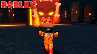The NEW MONSTER of the VOLCANO l MadCity Roblox