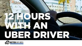 12 hour work days: A day in the life an Uber rideshare driver