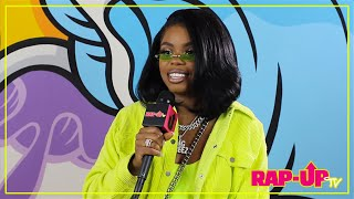 Dreezy Opens Up About Dating Jacquees
