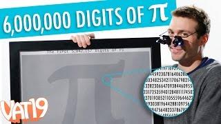 vuclip Six Million Digits of Pi