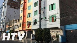 Caribbean, Love hotel en Lima