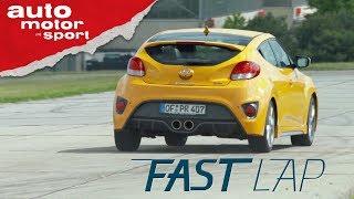 Hyundai Veloster 1.6 Turbo Ein echtes Sportcoup Fast Lap auto motor und sport смотреть