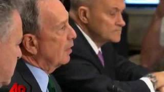 NYC Mayor Bloomberg -  Deny Second Amendment to People on Terror Watch List.