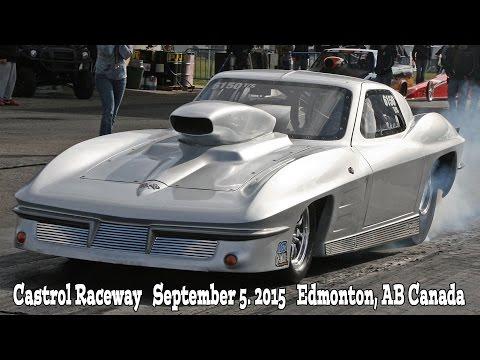 Castrol Raceway. September 5. 2015  Edmonton, AB Canada