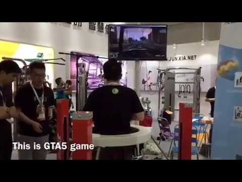 Public experience in 2015 China sport exhibition part 2