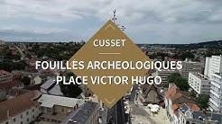 Fouilles archéologiques de Cusset