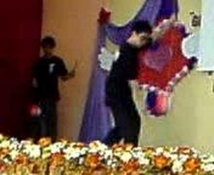 SSA chinese yoyo performance