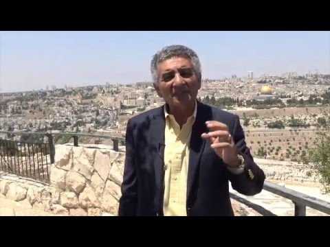 Episode #1 - Pastor Hisham Kamel at Baraka Bible Presbyterian Church, Bethlehem