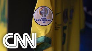 Copa América: Ministério da Saúde confirma 41 casos de Covid-19   EXPRESSO CNN