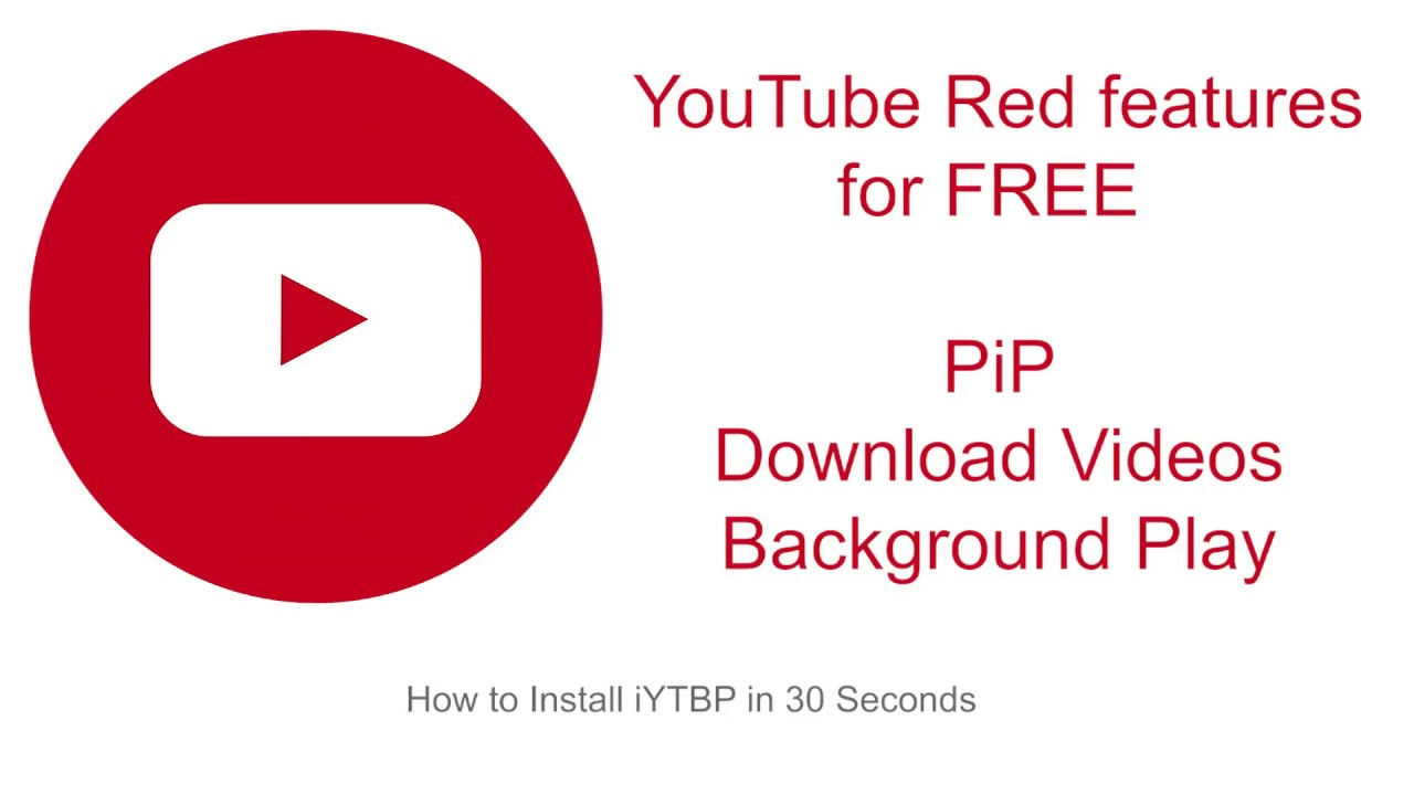 Youtube red apk mod 2016