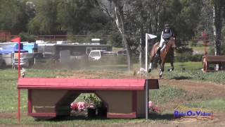 145XC Mia Farley on Fernhill Fine Diamond Preliminary Rider Cross Country Copper Meadows March 2015