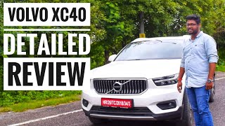 Volvo XC40 Best Premium Compact SUV? Find out in our Detailed Review | WheelBHP